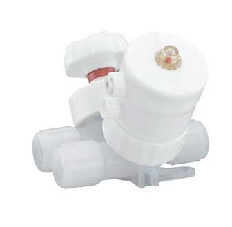 New Gemu CleanStar PTFE HiPurity Pneumatic 2//2 Diaphragm Valve C60 8D75305A12HPW