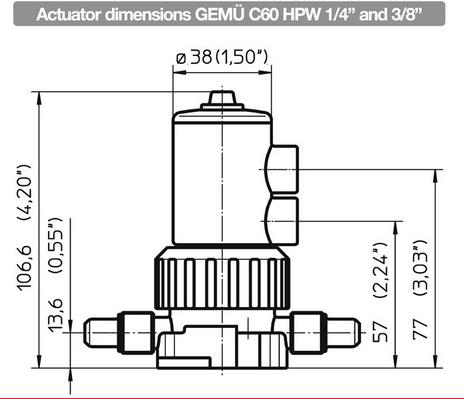 Gemu c60 hpw cleanstar 22 way diaphragm valves gem gebrder mller gemu c60 hpw cleanstar 22 way diaphragm valves ccuart Gallery