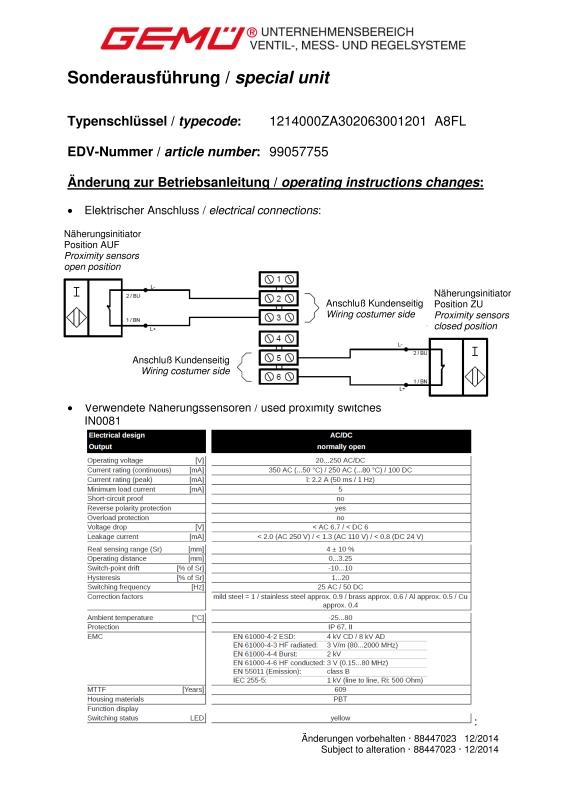 Ac Inductive Proximity Switch Wiring Diagram Detailed Schematics