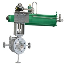Virgo Automated Triple Offset Butterfly Valve-Emerson Process